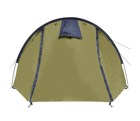 vidaXL 4-person Tent Green[7/9]