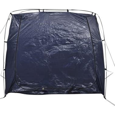 vidaXL Tente de rangement pour vélo 200 x 80 x 150 cm Bleu[2/4]