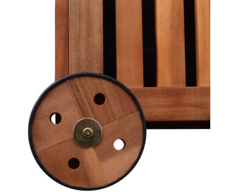 vidaXL Záhradný úložný box 118x52x58 cm drevený[5/6]