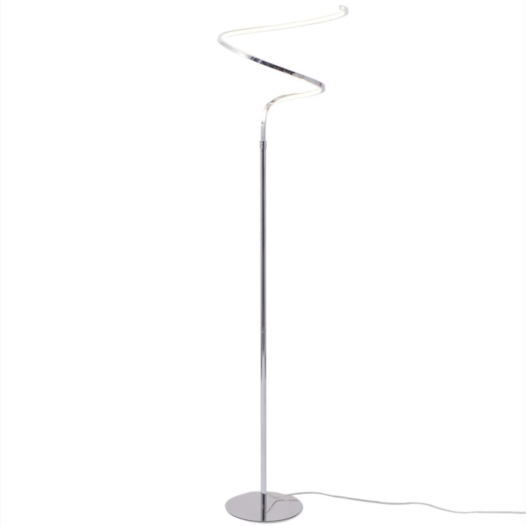 vidaXL Lampă de podea cu iluminare LED 19 W poza 2021 vidaXL
