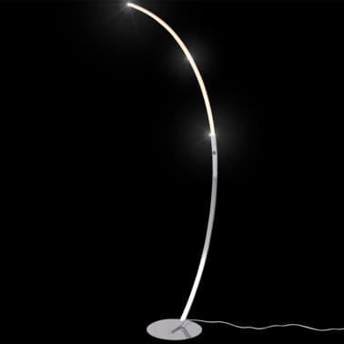 vidaXL regulējama LED stāvlampa, 24 W[6/11]