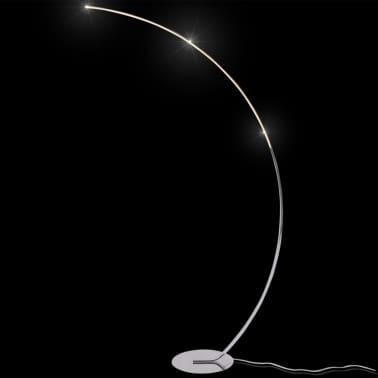 vidaXL-i hämardatav LED põrandalamp 24 W[7/11]
