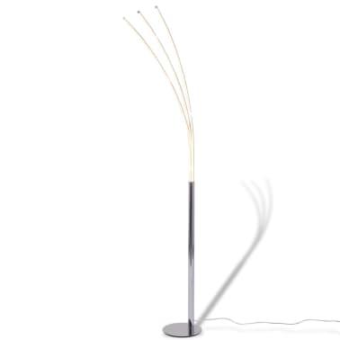 vidaXL Lámpara de pie con luz LED 25 W[3/9]