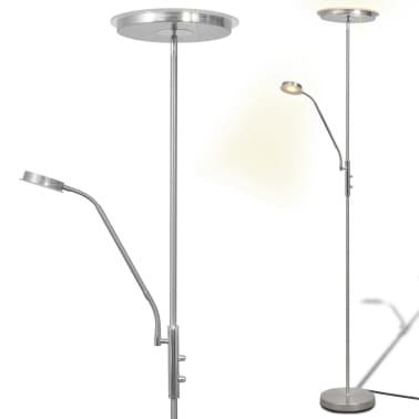 vidaXL Lámpara de pie LED regulable 23 W[3/9]
