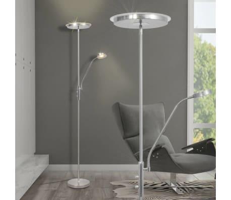 vidaXL Lámpara de pie LED regulable 23 W[1/9]