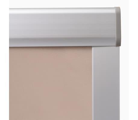 acheter vidaxl store enrouleur occultant beige 102 pas cher. Black Bedroom Furniture Sets. Home Design Ideas