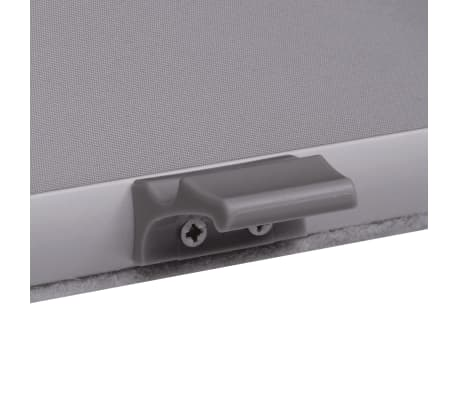 vidaxl verdunkelungsrollo grau c02 g nstig kaufen. Black Bedroom Furniture Sets. Home Design Ideas
