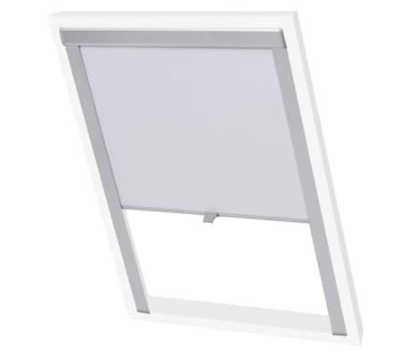 acheter vidaxl store enrouleur occultant blanc p08 408 pas cher. Black Bedroom Furniture Sets. Home Design Ideas