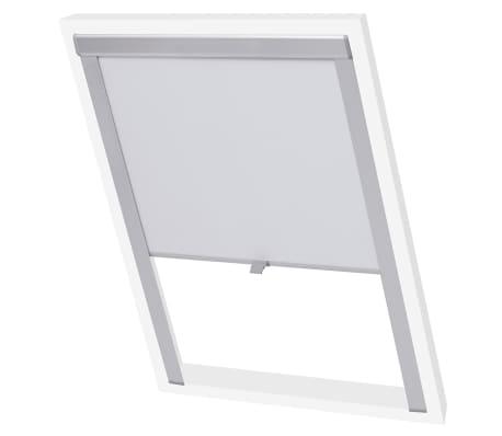 acheter vidaxl store enrouleur occultant blanc u08 808 pas cher. Black Bedroom Furniture Sets. Home Design Ideas