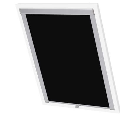 acheter vidaxl store enrouleur occultant noir 206 pas cher. Black Bedroom Furniture Sets. Home Design Ideas