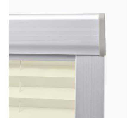 vidaXL Senčilo za zatemnitev okna kremno P06/406[5/7]