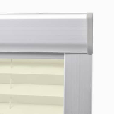 vidaXL Senčilo za zatemnitev okna kremno P08/408[5/7]