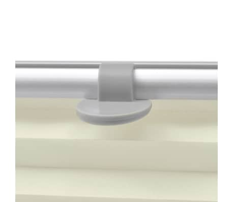 vidaXL Senčilo za zatemnitev okna kremno U08/808[4/7]