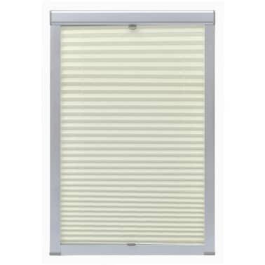 vidaXL Senčilo za zatemnitev okna kremno U08/808[2/7]