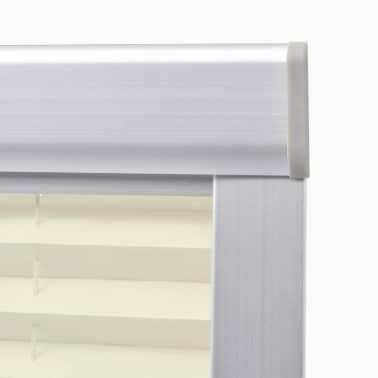 vidaXL Senčilo za zatemnitev okna kremno U08/808[5/7]