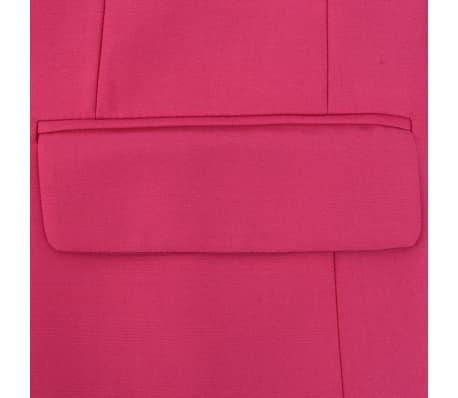Dress for Menn To Deler med Slips Rosa Størrelse 52