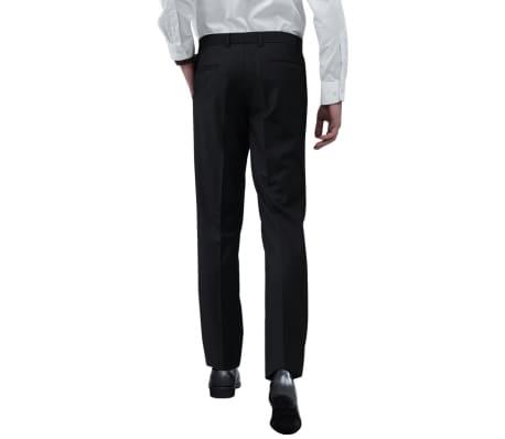 Vidaxl Pantalones Modelo Para Vestir De Hombre Disponible Varios Colores Tallas Ebay