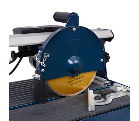 vidaXL Plytelių pjovimo staklės, 800 W, 200 mm[6/8]