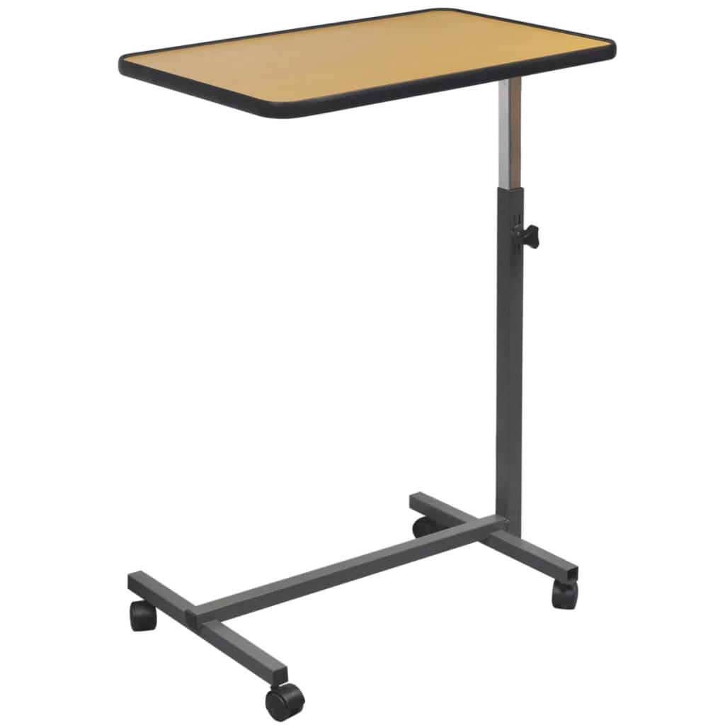 vidaXL Pojízdný stolek pod notebook