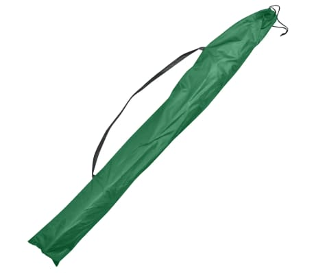 vidaXL Parapluie de pêche vert 240x210 cm[4/7]