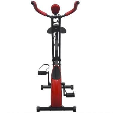 vidaXL Klappbarer magnetischer Heimtrainer 2,5 kg Schwungrad[4/11]