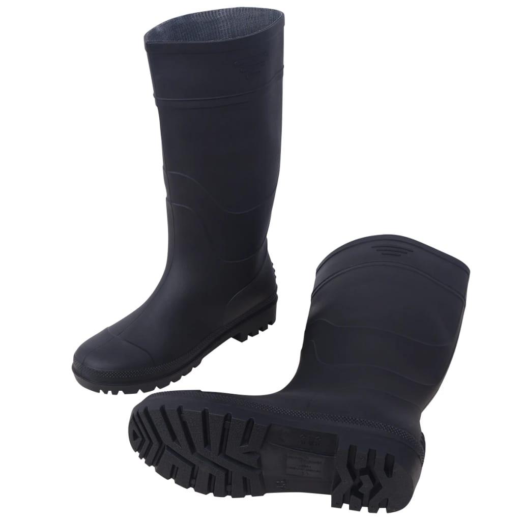 vidaXL Holínky / gumáky velikost 42 černá