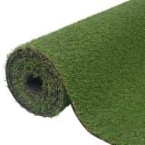 """vidaXL Artificial Grass 3.3'x33'/0.8""""-1"""" Green"""