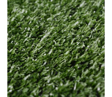 "vidaXL Artificial Grass 3.3'x33'/0.3""-0.4"" Green[2/3]"