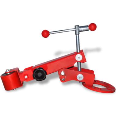vidaXL Fender roller rouge[1/7]