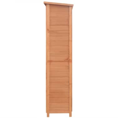 vidaXL Animal Rabbit Cage 6 Rooms Wood[5/6]