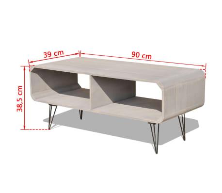 acheter vidaxl meuble tv 90 x 39 x 38 5 cm bois gris pas cher. Black Bedroom Furniture Sets. Home Design Ideas