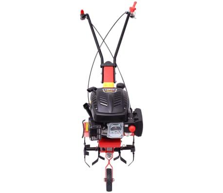 vidaXL Motoenxada motocultivador a gasolina 5 CV 2,8 kW vermelho[5/6]
