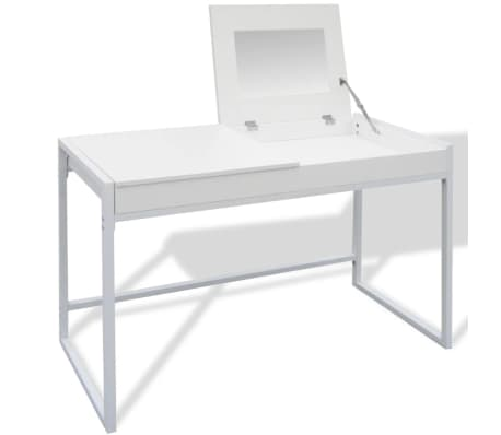 vidaXL Vanity Table White