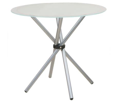 VidaXL 3-dijelni Blagovaonski Set Stol i Stolice[2/10]