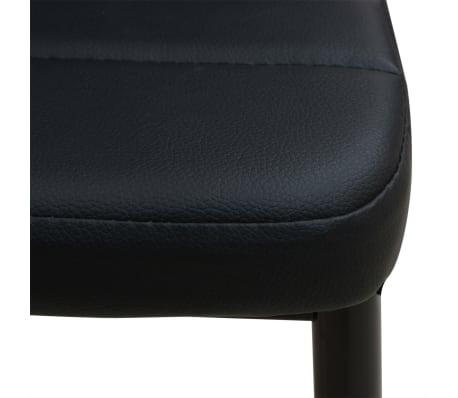 VidaXL 3-dijelni Blagovaonski Set Stol i Stolice[8/10]