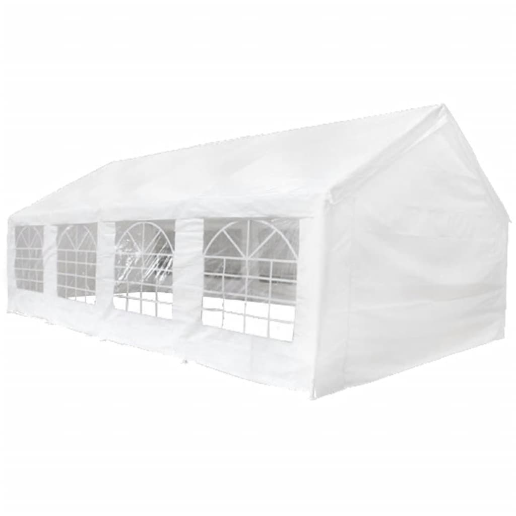 vidaXL Tent Top and Side Panels for 8x4 m Marquee