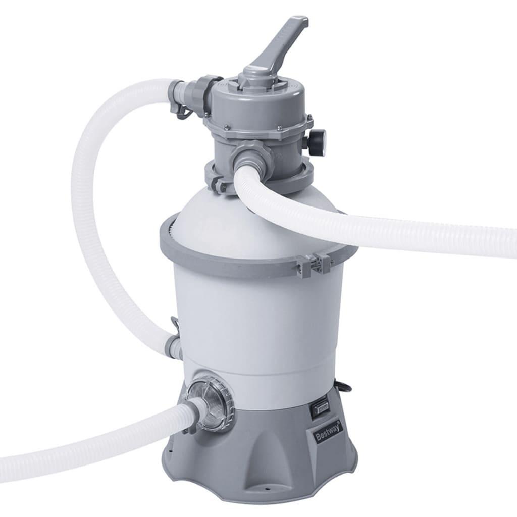 Bestway Pompă de filtrare cu nisip Flowclear, 2006 L/h, 58515 poza vidaxl.ro