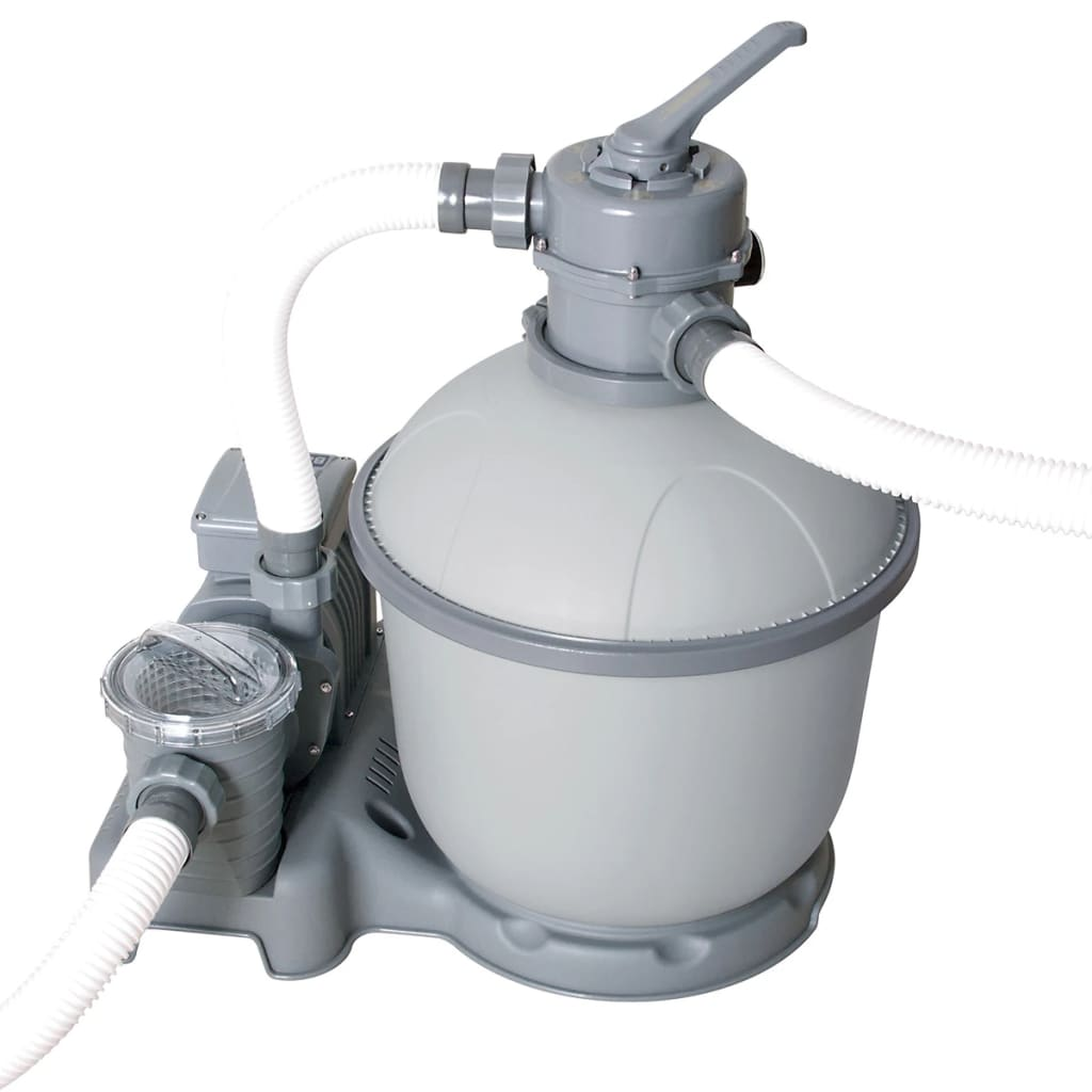 Bestway Pompă de filtrare cu nisip Flowclear, 5678 L/h, 58497 vidaxl.ro
