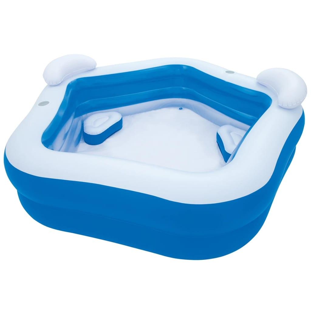 Afbeelding van Bestway Kinderzwembad blauw 213x207x69 cm 54153