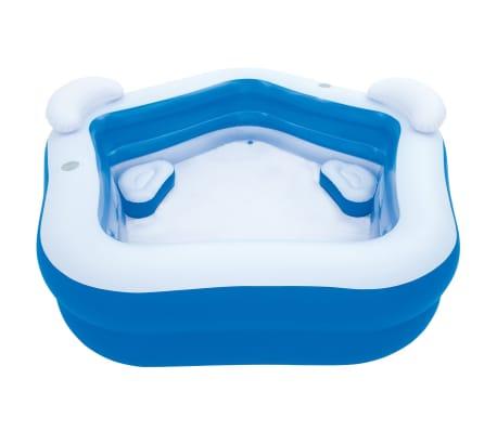 Bestway Kids' Play Pool Blue 213x207x69 cm 54153[5/9]