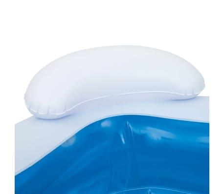 Bestway Kids' Play Pool Blue 213x207x69 cm 54153[7/9]