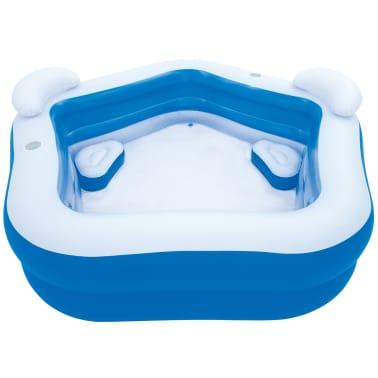 Bestway piscina infantil p jogos azul for Piscina p bebe