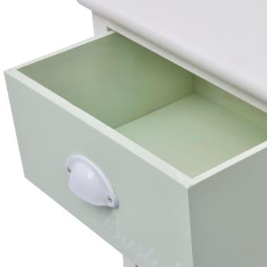 vidaXL Dulap în stil franțuzesc, 5 sertare, lemn[5/6]