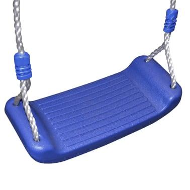 vidaXL Speelhuis met ladder, glijbaan en schommels 480x440x294 cm hout[5/7]