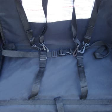 vidaXL Kinderfietskar rood 36kg[5/5]