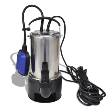 vidaXL Dränkbar smutsvattenpump 750 W 12500 l/h[2/5]