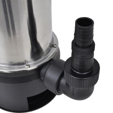 vidaXL Dränkbar smutsvattenpump 750 W 12500 l/h[3/5]