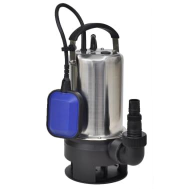 vidaXL dykpumpe til snavset vand 1100 W 16.500 l/t[1/5]