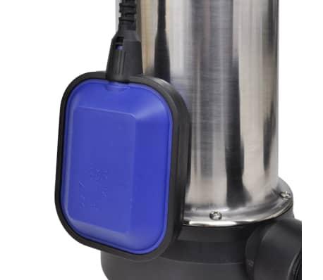 vidaXL dykpumpe til snavset vand 1100 W 16.500 l/t[5/5]