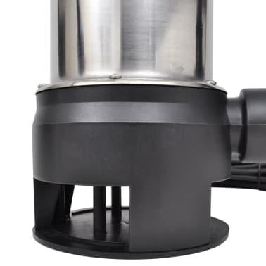 vidaXL dykpumpe til snavset vand 1100 W 16.500 l/t[4/5]